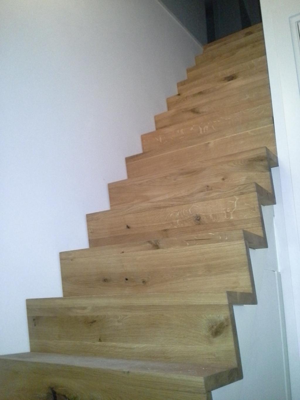 Z trap - De trap van de bistro ...